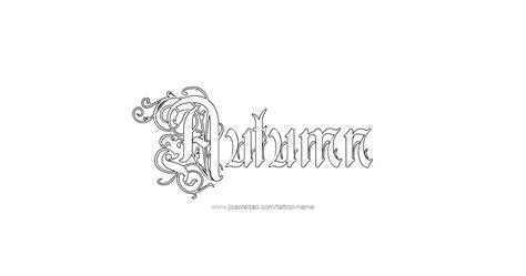 autumn season  tattoo designs page    tattoos