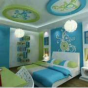 Girls Bedroom Ideas Blue And Green by Blue And Green Bedroom Moveis Reformados Pinterest Green Bedrooms Blue