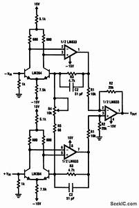 transformerless microphone preamplifier with low noise With transformerless microphone preamplifier