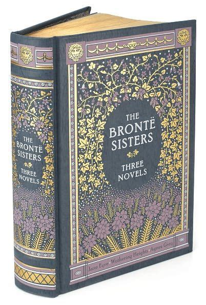 Barnes And Noble Editions by The Bronte Three Novels Barnes Noble
