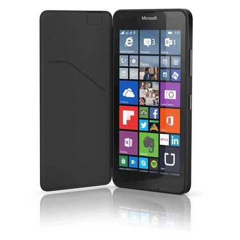 le bureau lumi鑽e du jour nokia coque à rabat pour lumia 640xl avec emplacement cb noir cc 3090 02744j5 expansys