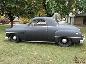 1951 Plymouth Concord 3 Window Coupe  Scta Custom Hot Rat