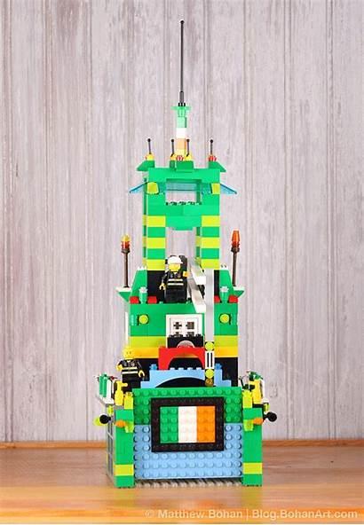 Lego Trap Leprechaun Trap1 Im Clever Building