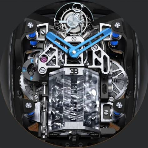We can't be sure how much exactly the chiron would have costs had it been sold here. Jacob & Co Bugatti Chiron Tourbillon with a replica of the ...