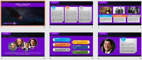 Download Template Powerpoint 2017 Satelit by Free Simple Kids Powerpoint Satellite Dish 88766