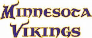 Minnesota Vikings 2004 Pres Wordmark Logo 6 Letter