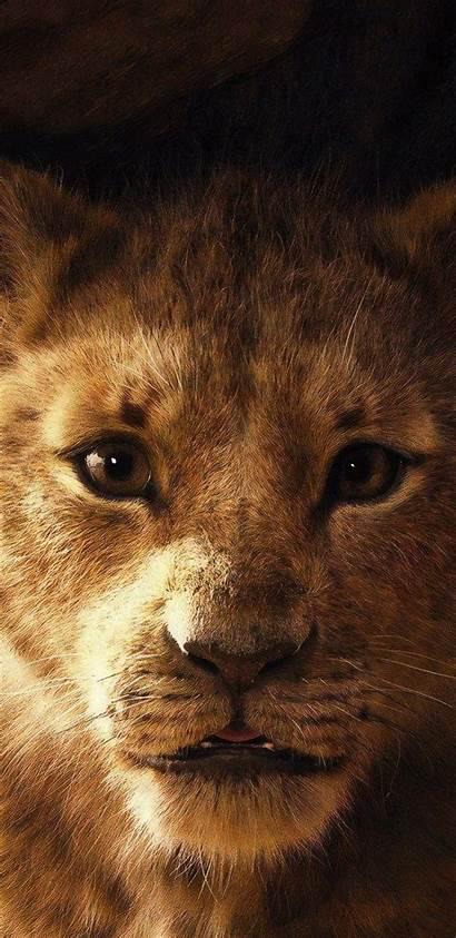 Lion King Simba Galaxy S8