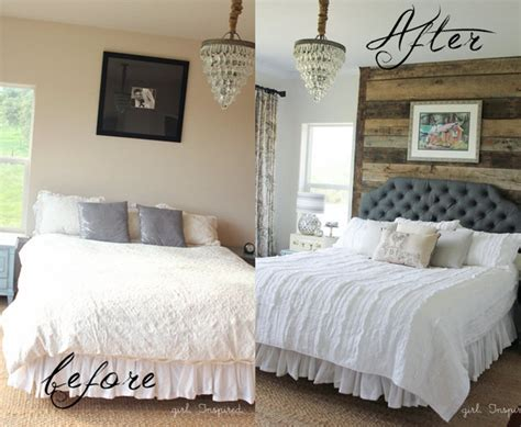 Bedroom Makeover : Master Bedroom Decorating Ideas • The