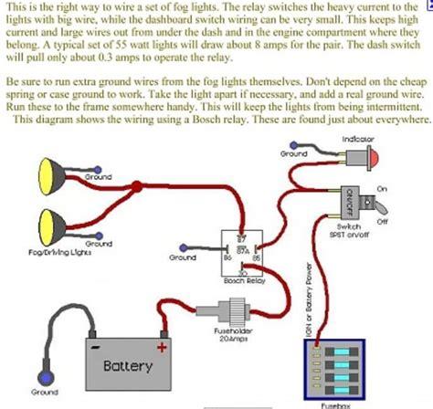 2006 toyota corolla fog lights wiring diagram
