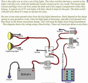 2006 Toyota Corolla Fog Lights Wiring Diagram