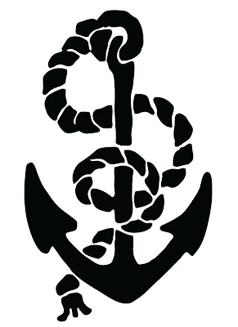 vintage nautical clip art  anchor graphics