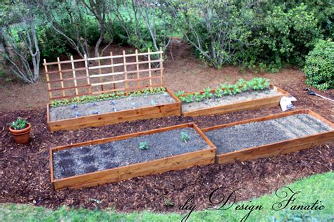 Raised Garden : Raised Beds, Raised Beds On A Slope, Vegetable Garden