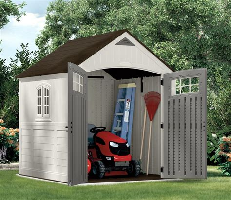 Suncast Cascade Shed 4 X 7 by Cascade Shed 7ft X 7ft From Suncast Gardensite Co Uk