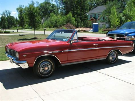 1965 Buick Skylark Convertible For Sale by Buy Used 1965 Buick Skylark Base Convertible 2 Door 4 9l