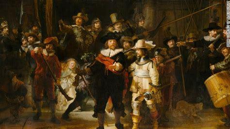 rijksmuseum reborn rembrandts night  explained cnn