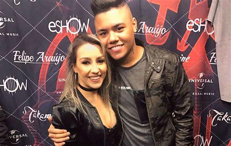 Bia Macedo lança single com Felipe Araújo   OFuxico