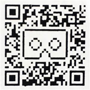 Cardboard Qr Code : handbags and lingo google cardboard ~ Eleganceandgraceweddings.com Haus und Dekorationen