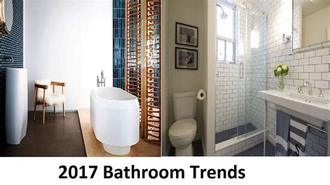bathroom trends that you should to see ideas and 2017