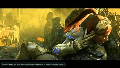 Kerrigan Wallpapers Pc Characters Female Starcraft Compilation