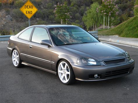 Nickp636 1999 Honda Civicex Coupe 2d Specs, Photos