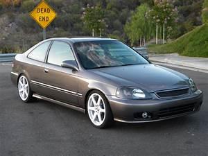 1999 Honda Civic : nickp636 1999 honda civicex coupe 2d specs photos modification info at cardomain ~ Medecine-chirurgie-esthetiques.com Avis de Voitures
