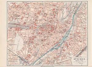 Ebay De München : m nchen schwabing maxvorstadt alter stadtplan von 1908 haidhausen bogenhausen kassel ~ Orissabook.com Haus und Dekorationen