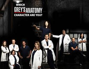 Which 'Grey's Anatomy' Character Are You? - Quiz - Zimbio