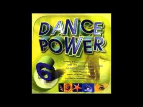 Dance Power 6 Megamix (2000) By Vidisco Pt Youtube