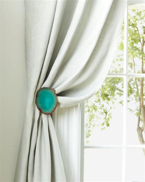 Martha Stewart Drapery Hardware by Decorative Curtain Tiebacks Martha Stewart