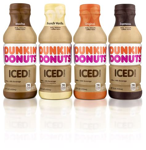 EPR Retail News   Dunkin? Donuts? new line of bottled, ready to drink Iced Coffee beverages