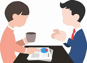 Clipart - Business Meeting No Background