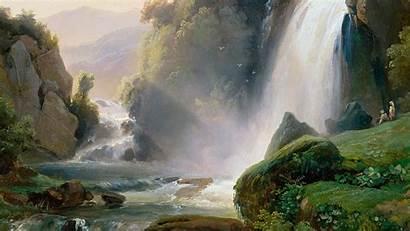 Waterfall Waterfalls Wallpapersafari Charles