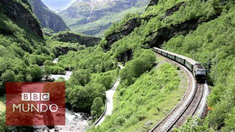 ¿el Viaje En Tren Más Hermoso Del Mundo?