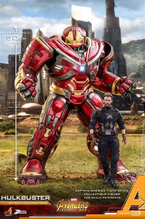 avengers infinity war hulkbuster  scale power pose