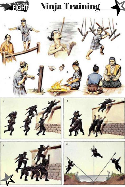 Ninja Training #ninjutsu #ninja #ninjaweapon | Habilidades ...