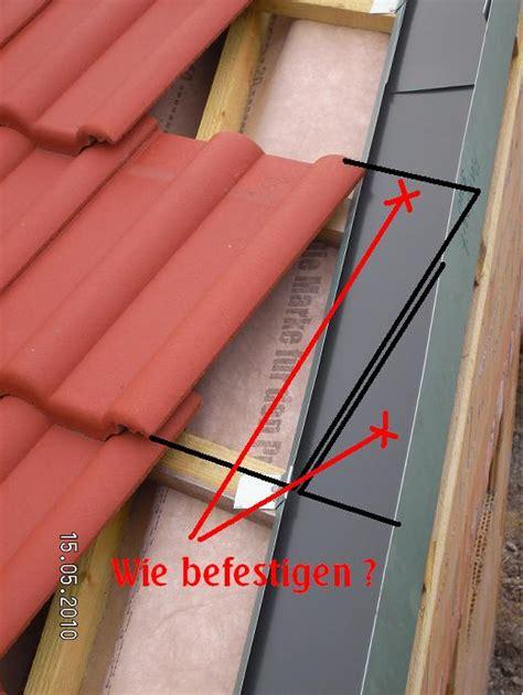 baude forum dach  dachziegel miteinander