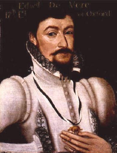 A World Elsewhere: Mr Anonymous : Edward de Vere, 17th ...