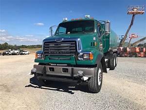 2008 Sterling Lt7501 Tandem Axle Water Truck  Cummins Isc