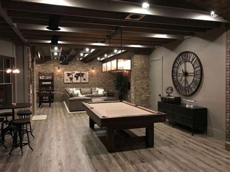 20 amazing unfinished basement ideas you should try