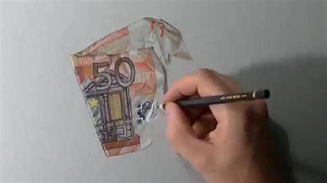 il disegno  da  credere  euro sembrano veri