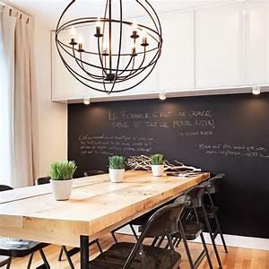 Luminaire Salle à Manger : luminaire surdimensionn pour la salle manger salle ~ Dailycaller-alerts.com Idées de Décoration