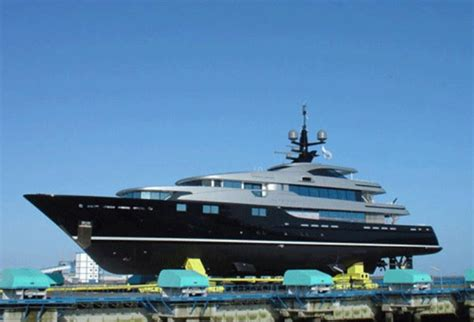 remarkable luxury mega yachts supervised by bureau