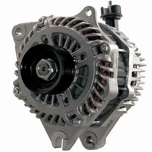 High Output Alternator Fits Lincoln Mks Mkz 3 5l V6 Engine 2010 2011 2012 350amp