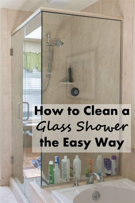 Best Way To Clean A Shower by How To Clean A Glass Shower The Easy Way Clearfield