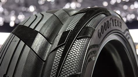 Goodyear's Clever Concept Suv Tire Has The Grand Canyon In