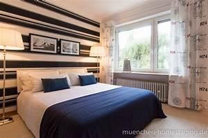 Mnchner Home Staging Agentur Schlafzimmer