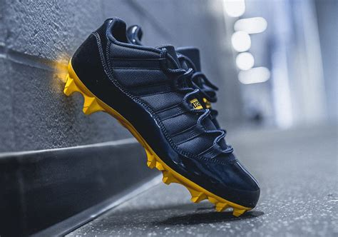 michigan football unveils sick custom air jordan cleats