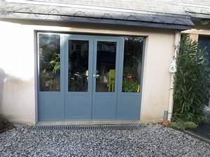 porte vitree double battant conceptions de la maison With porte de garage enroulable de plus double porte vitrée