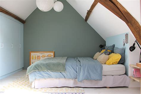peindre une chambre awesome peindre une chambre mansardee photos amazing