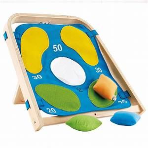 Geschicklichkeitsspiele Für Draußen : hape zielwerfen spielzeug f r draussen e4305 ~ Watch28wear.com Haus und Dekorationen